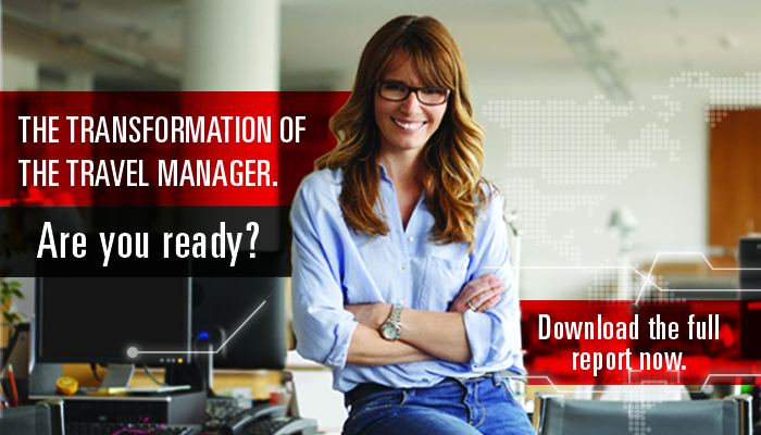Transformation of the travel manager