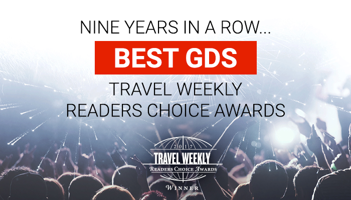 Travel Weekly Best GDS